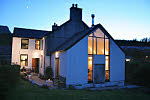 self catering house with snowdon views